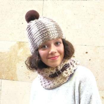 Comprar Gorros Para Mujer Hechos A Mano Punto Ganchillo Crochet